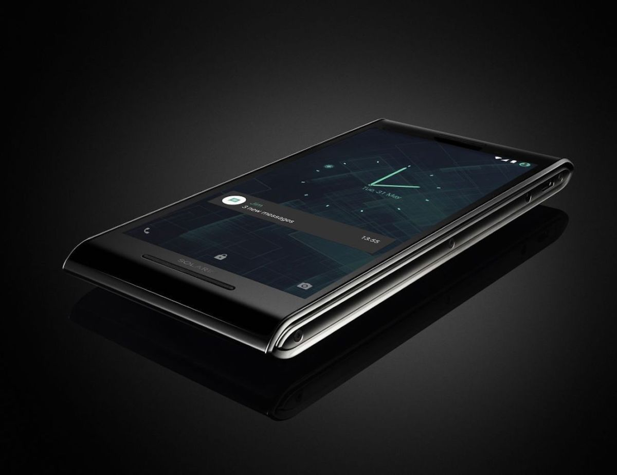 Solarin Smartphone by Sirin Labs » Review
