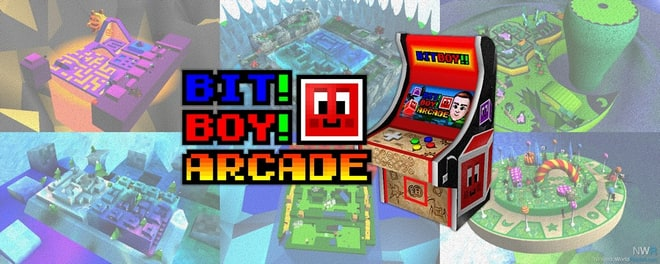 Bit Boy!! Arcade Deluxe
