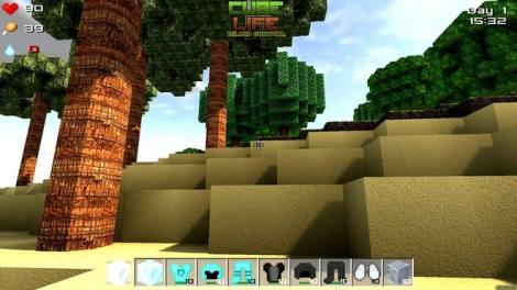 Cube Life: Island Survival HD