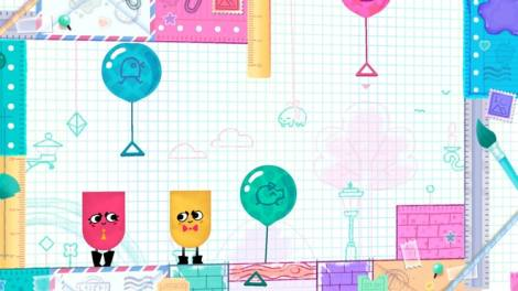 Snipperclips – Cut It Out Together