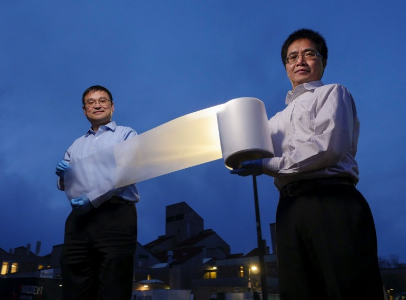 Energy-Free AC? Heat-Reflecting Wrap Could Cool Without Power