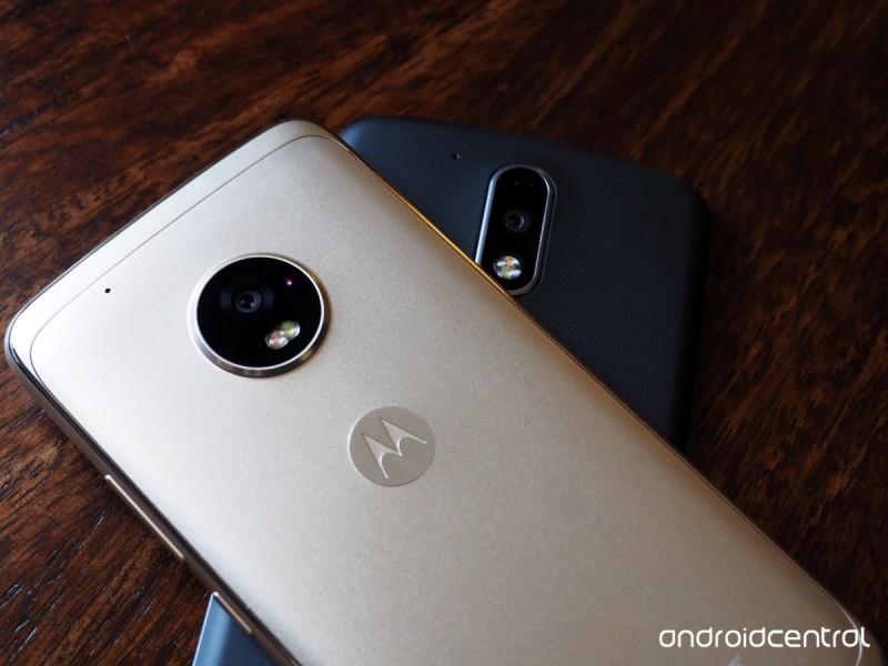 Moto G5 Plus vs. Moto G4 Plus