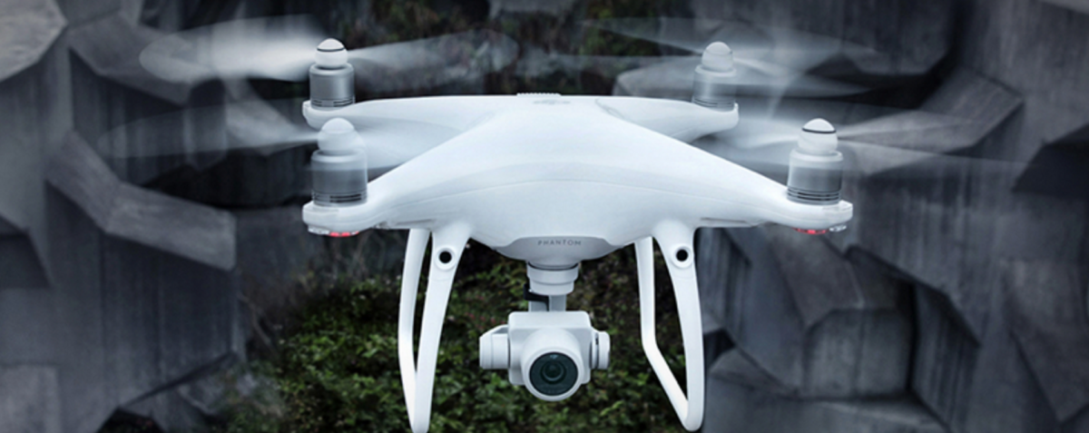 NEW from DJI: Phantom 4 Advanced (+) Quadcopter - Available for Pre-order!