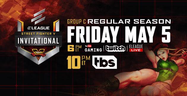ELEAGUE Major Playoffs begin tomorrow!