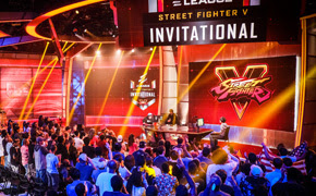 Watch The ELEAGUE Street Fighter V Invitational Live!
