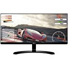 2017 Newest Flagship Model LG 34-Inch IPS WFHD (2560 x 1080) Ultrawide Gaming Monitor with Freesync: Game/Reader/Cinema/Photo Mode, Anti-Glare, 5ms, OnScreen Control, HDMI, Display Port, Wall Mount
