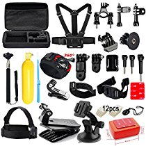 Soft Digits Accessories Kit for GoPro Hero Session
