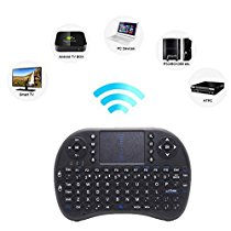Wireless Mini Android Keyboard 2.4GHz 3 in 1 Touchpad Mouse Keyboard Combo Mini KODI XBMC Portable for PC Google Android Smart TV Tivo Box Mini TV PC Stick HTPC IPTV