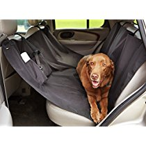 Save on the AmazonBasics Waterproof Hammock Seat Cover for Pets