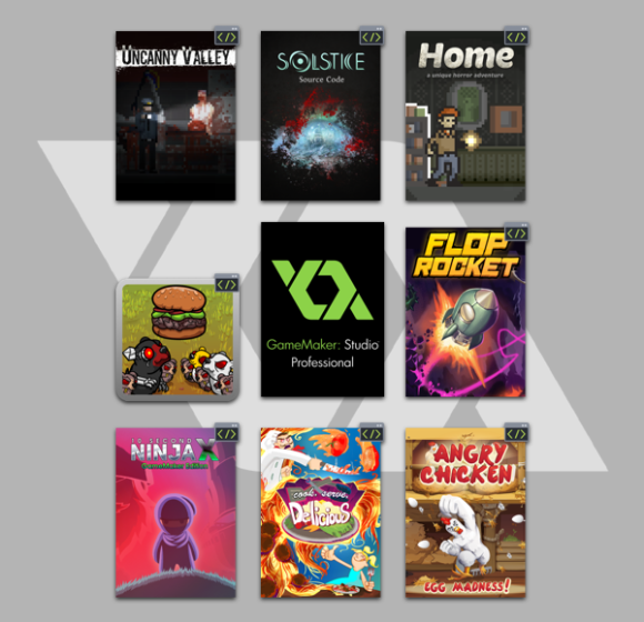 The Humble GameMaker Rebundle
