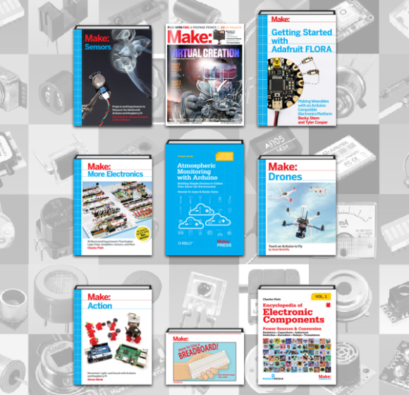 The Humble Book Bundle: Electronics & Programming presented by Make: