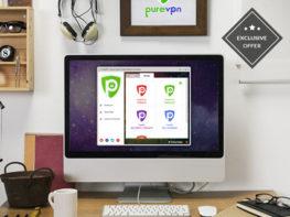PureVPN: Lifetime Subscription