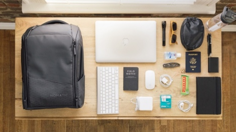 The NOMATIC Backpack, Perfect for Everyday Use.