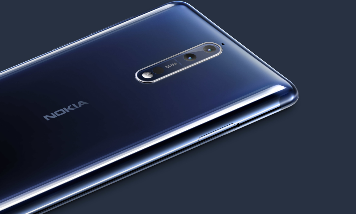 Nokia 8 6GB RAM and 128GB storage variant is said to launch on October 20
