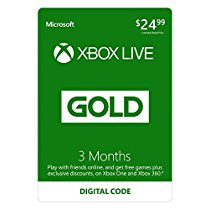 Buy a 3-month Xbox Live Gold card, and receive $10 in Xbox currency for Madden Ultimate Team
