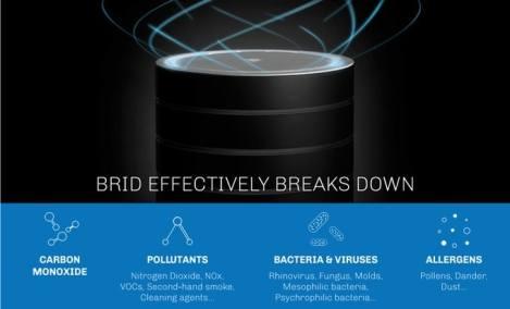 BRID Air Is An Amazingly Powerful Nanotechnology Purifier