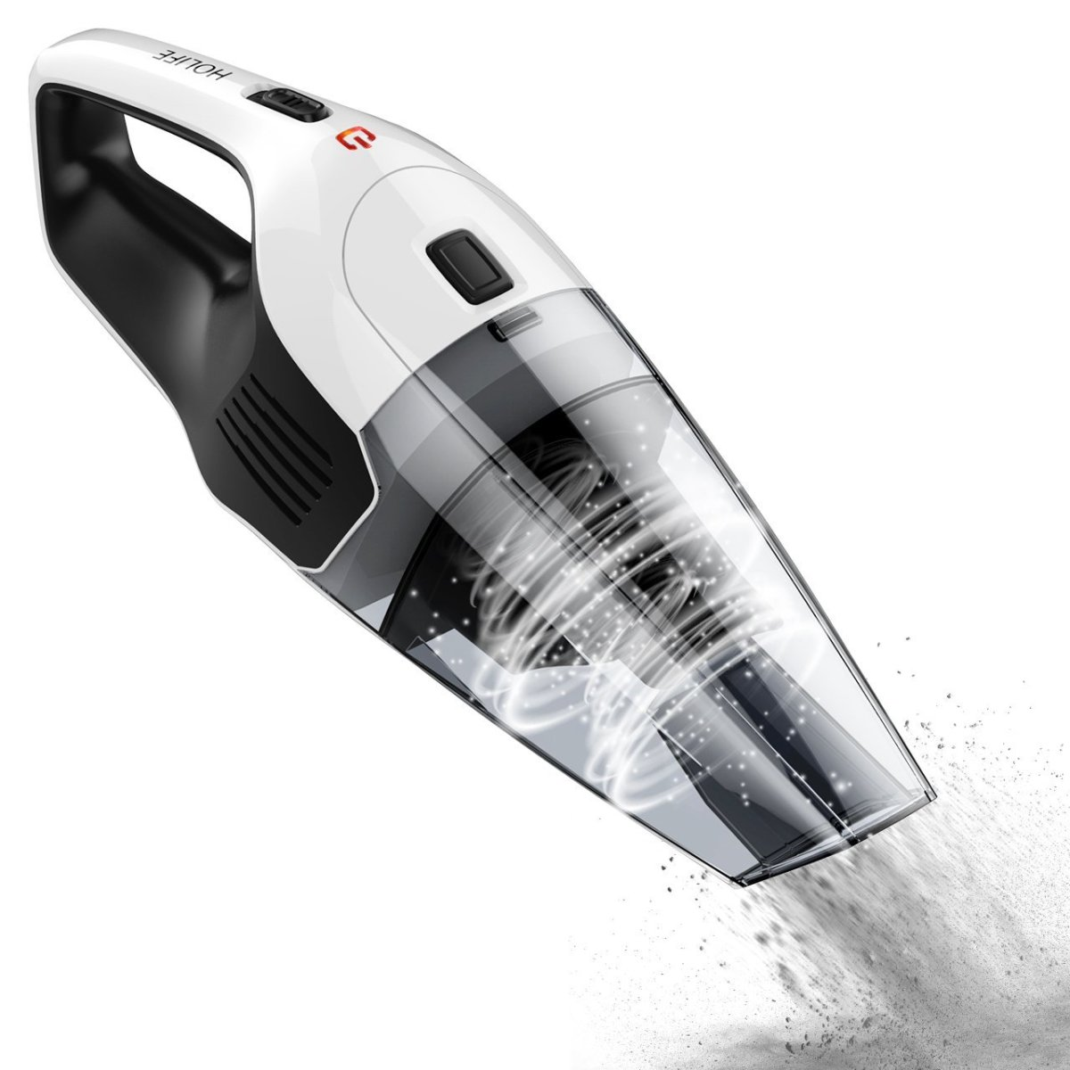 HoLife Cordless Vacuum Cleaner with 14.8V Li-ion Battery