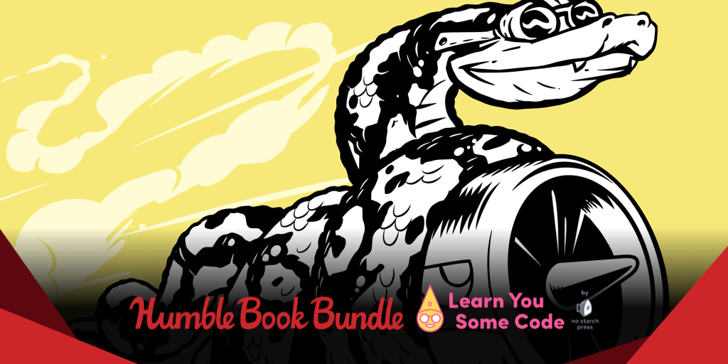 Egaming the humble book bundle learn you some code is live esist by esist staff posted on sep 24 2018 september 24 2018 fandeluxe Image collections